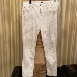 GAP Mid Rise True Skinny Jeans Size 31
